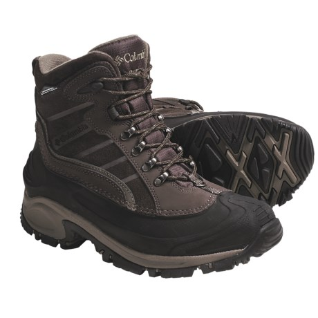 Columbia Sportswear Whitefield Winter Boots - Waterproof (For Men)