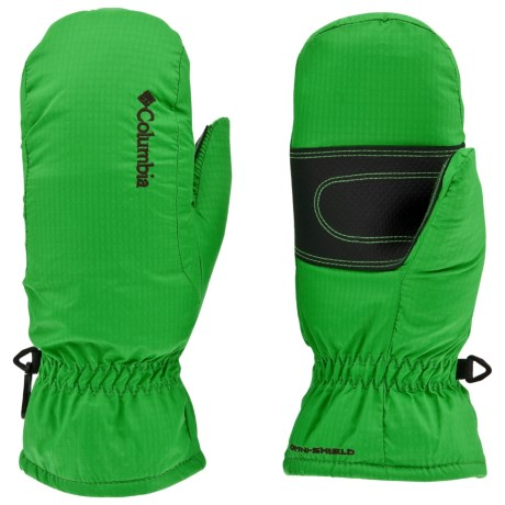 Columbia Sportswear City Trek Mittens - Insulated (For Kids)