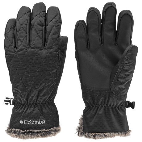 Columbia Sportswear Diamond Dame Gloves - Waterproof, Insulated (For Women)