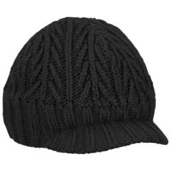 Columbia Sportswear Knit Visor Beanie Hat (For Boys)