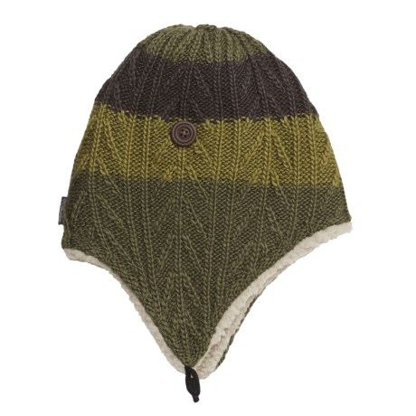 Columbia Sportswear Wilderness Run Peruvian Beanie Hat - Wool (For Men and Women)