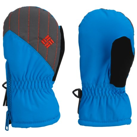 Columbia Sportswear Chippewa III Mittens - Insulated (For Kids)