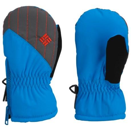 Columbia Sportswear Chippewa III Mittens - Insulated (For Kids)