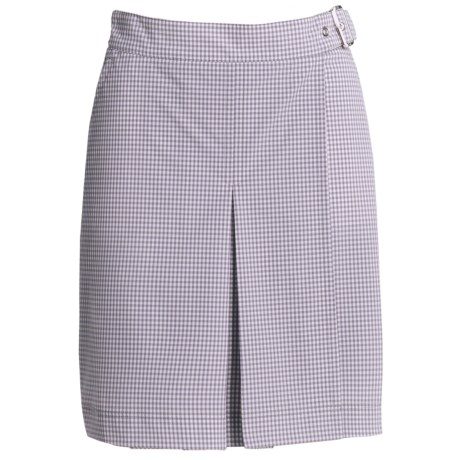 Bogner Maiken Wrap-Around Golf Skirt (For Women)