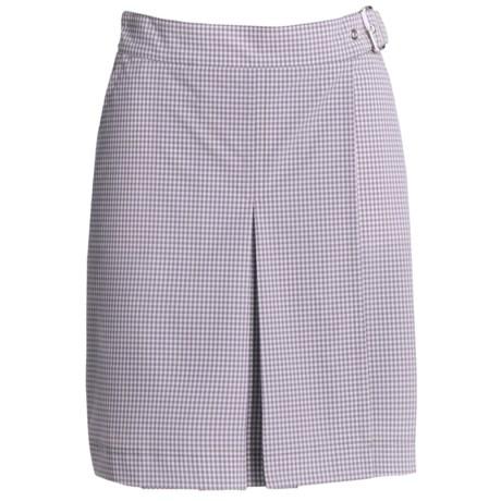 Bogner Maiken Wrap-Around Golf Skirt (For Women)