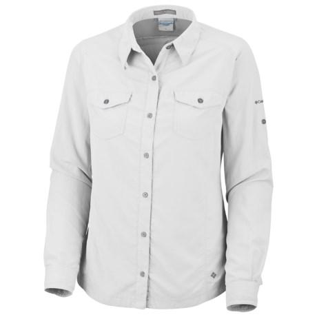 Columbia Sportswear Bug Shield Summit Cloth Shirt - UPF 30, Long Sleeve (For Women)