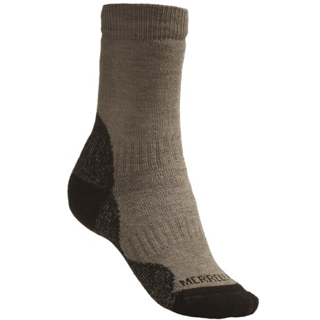 Merrell Hearty Socks - Heavyweight, Crew (For Women)