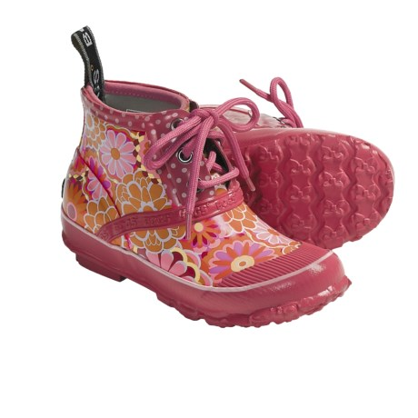 Bogs Footwear Charlot Boots - Waterproof (For Kids and Youth Girls)