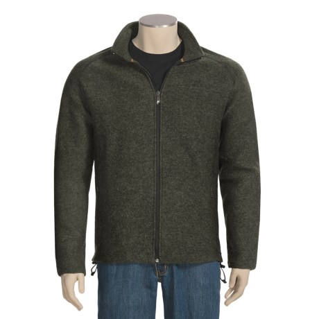 Ivanhoe Dag Jacket - Boiled Wool (For Men)