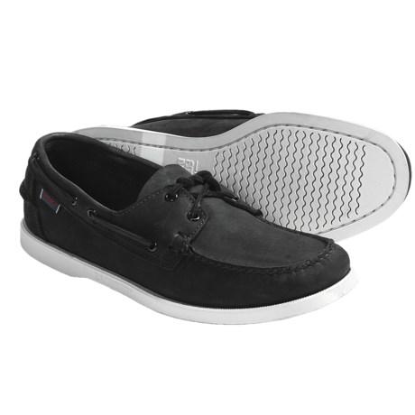 Sebago Docksides Shoes - Leather (For Men)