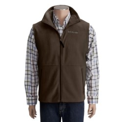 Columbia Sportswear Cathedral Peak Vest - Fleece (For Men)