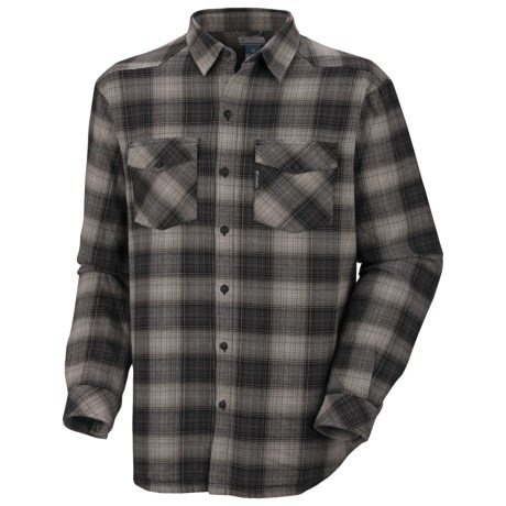 Columbia Sportswear Tough Tundra Shirt Jacket - Long Sleeve (For Men)