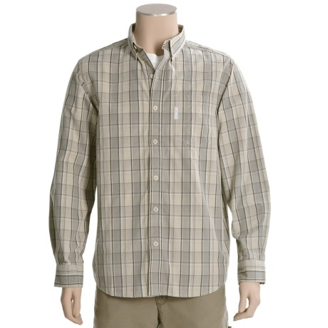 Columbia Sportswear Out and Back Shirt - Long Sleeve (For Big Men)