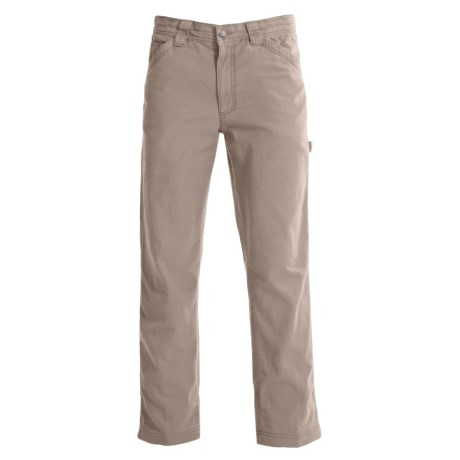 Columbia Sportswear Porter Falls Lined Pants - UPF 50, Cotton Canvas (For Men)