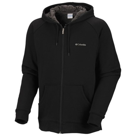 Columbia Sportswear Hart Mountain Hoodie Jacket - Insulated (For Men)