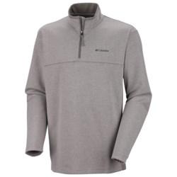 Columbia Sportswear Schuss Pullover Shirt - Zip Neck, Long Sleeve (For Men)