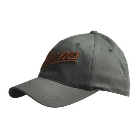 Simms Flexfit® Twill Cap (For Men and Women)
