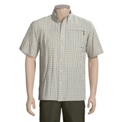 Simms Inlet Fishing Shirt - UPF 30+, Short Sleeve (For Men)