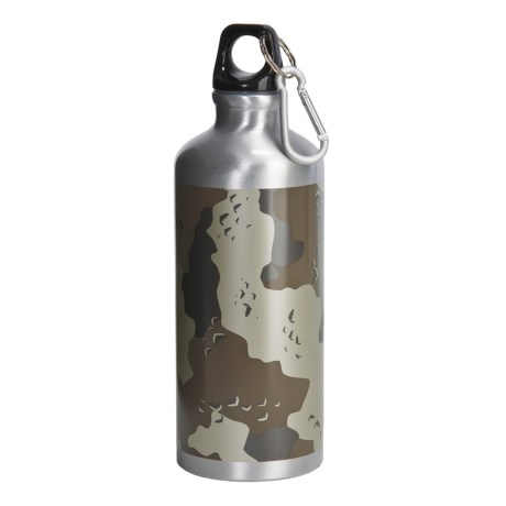 Simms Aluminum Water Bottle -  0.6L, BPA-Free