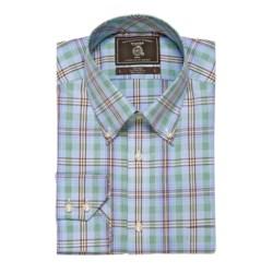 Maker & Company Plaid Sport Shirt - Long Sleeve (For Men)