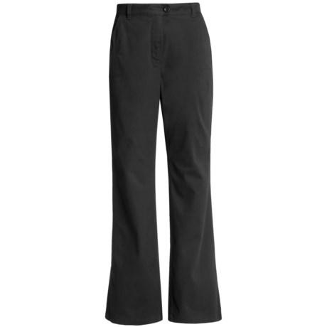 Woolrich Misty Ridge Pants - Stretch Cotton Twill (For Women)