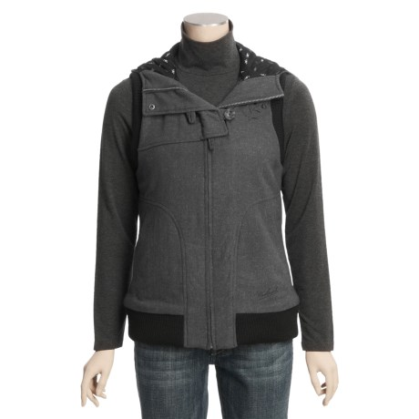 Woolrich Amira Embroidered Vest - Wool, Insulated (For Women)