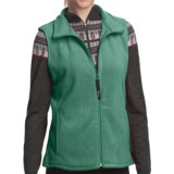 Woolrich Andes Vest - Anti-Pill Fleece, UPF 40+ (For Women)