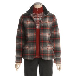 Woolrich Maple Run Coat - Wool, Insulated (For Women)