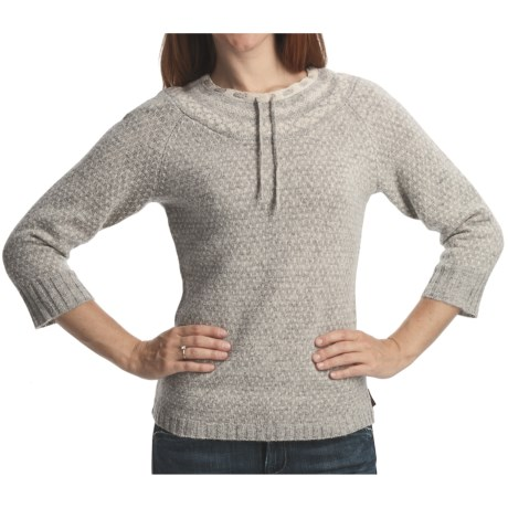 100% Steel wool sweater - Review of Woolrich Fair Isle Pullover ...