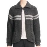 Woolrich Brighton Cardigan Sweater - Wool, Lambswool (For Women)