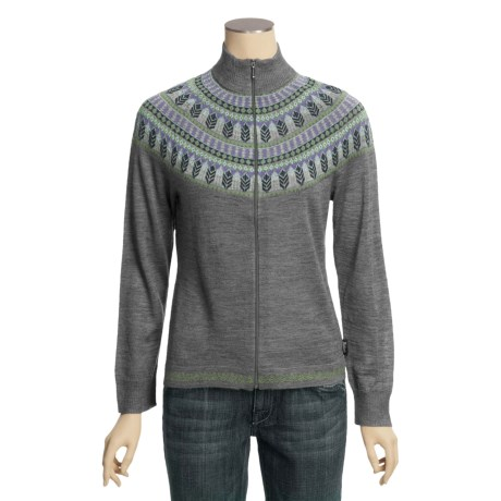 Woolrich Laurel Cardigan Sweater - Merino Wool, Lightweight (For Women)