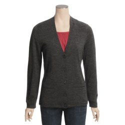 Woolrich Payson Cardigan Sweater - Merino Wool (For Women)