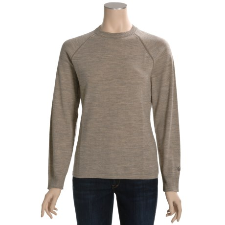 Woolrich Payson Sweater - Merino Wool (For Women)