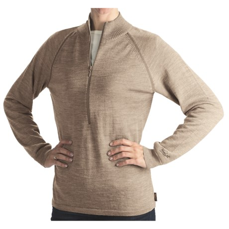 Woolrich Payson Shirt - Merino Wool, Long Sleeve (For Women)
