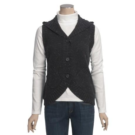 Woolrich Verona Hooded Vest (For Women)
