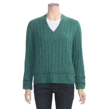 Woolrich Devan Henley Sweater (For Women)