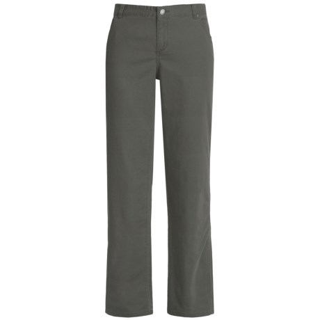 Woolrich Holly Hills Twill Jeans (For Women)