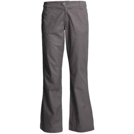 Woolrich Fairwinds Pants - Reflex Stretch Cotton (For Women)