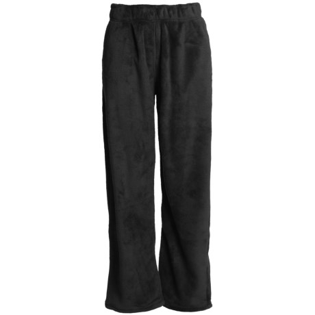 Woolrich Furry Fleece Pajama Bottoms (For Women)