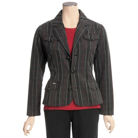 Woolrich Moss Point Jacket - Twill (For Women)