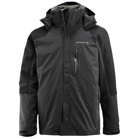 Merrell Steel Bay Tri-Therm Jacket - Waterproof, 3-in-1 (For Men)