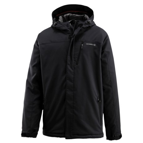 Merrell Newcomb Jacket - Soft Shell, Insulated (For Men)