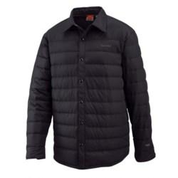 Merrell Eagle Down Shirt Jacket - 650 Fill Power (For Men)