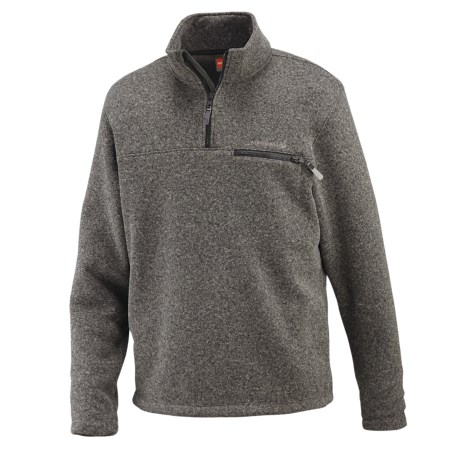 Merrell Cedarbrook Jacket - Zip Neck, Fleece Lining (For Men)
