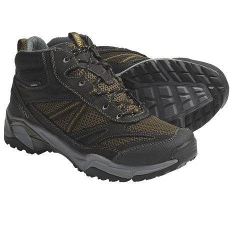 Ahnu Junipero eVent® Hiking Boots - Waterproof (For Men)