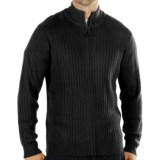 ExOfficio Venture Wool Cardigan Sweater - Merino Wool, Zip (For Men)