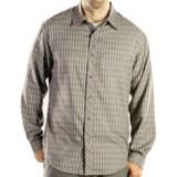 ExOfficio Trifecta Plaid Shirt - Long Sleeve (For Men)