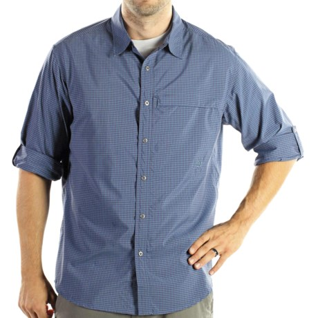 ExOfficio Trip'r Check Shirt - UPF 30+, Long Sleeve (For Men)