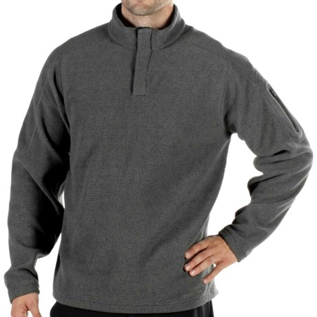ExOfficio Make My Day Pullover - Fleece (For Men)