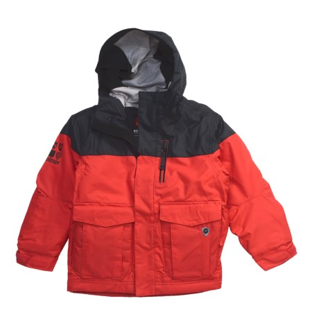 Rossignol Angry Ski Jacket - Insulated (For Boys)